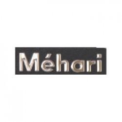 Anagrama Mehari
