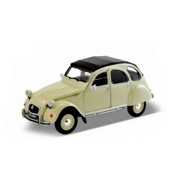 Citroën 2 cv (Welly)...