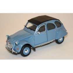 Citroen 2 cv (Welly) (Azul)...
