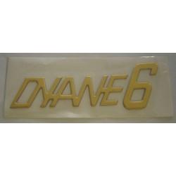 Pegatina Dyane 6