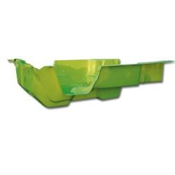 Bañera Verde Tibesti 4 plazas