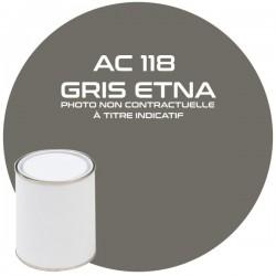 PINTURA AC 118 GRIS ETNA...