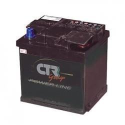 Bateria 12 voltios 46Ah.